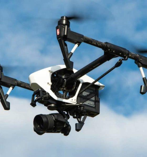 Cómo elegir un drone para viajar Foto Archivo.