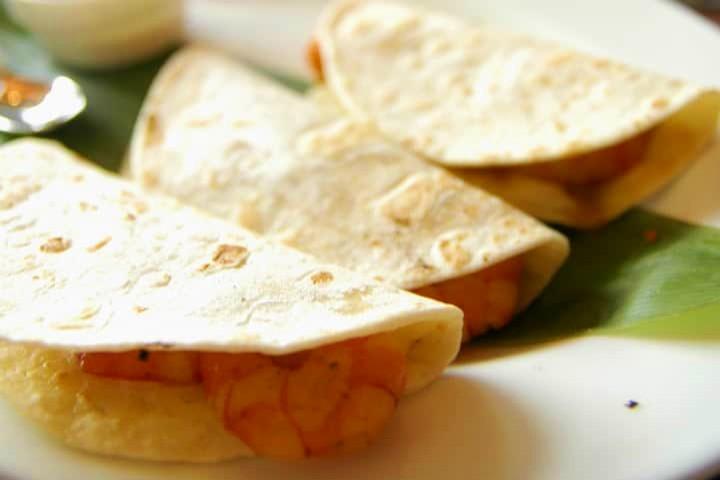 Deliciosos Tacos Gobernador. Foto Yuichi Sakuraba.