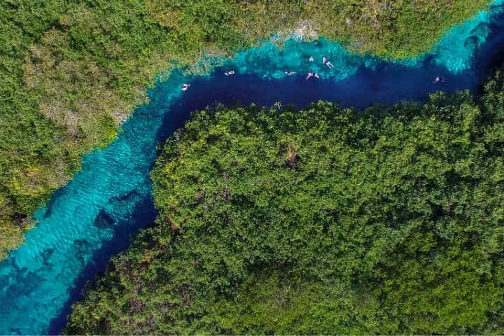 Drone Casa Cenote Tulum Foto Falco Ermert 1
