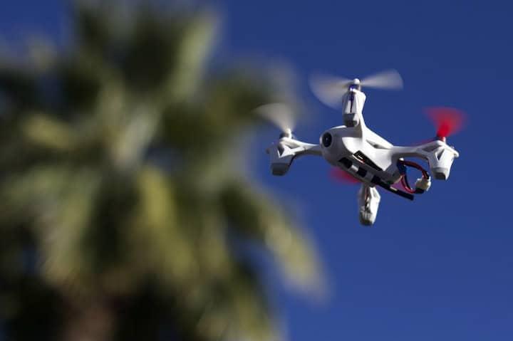 Drone Foto Andrew Turner