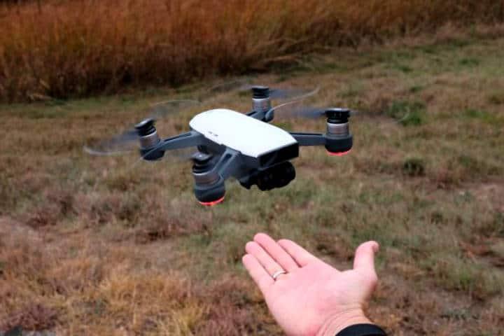 Drone Spark Foto Drone DJ 3