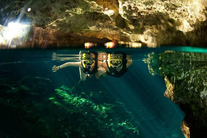 Escapadas Románticas Mi escape Cenotes Foto Altournative