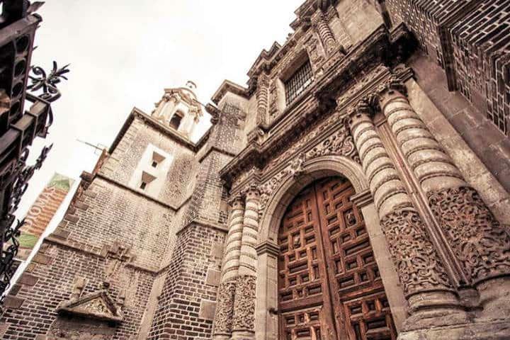 Ex Convento Sta. Teresa. Foto Localmx.