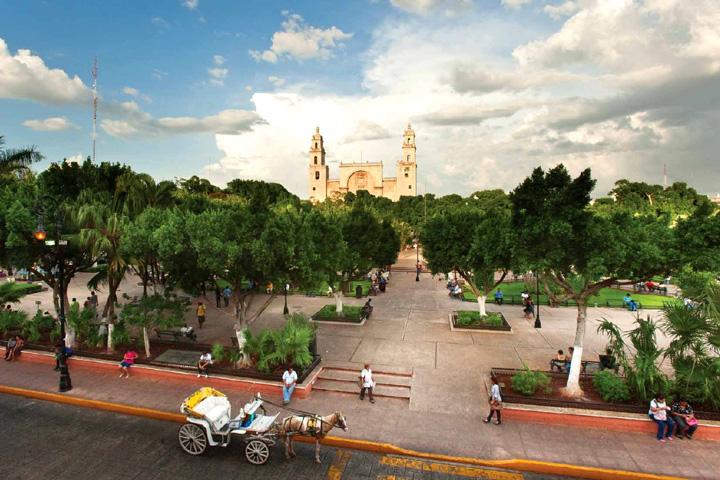 Gobierno del Estado de Yucatán Foto: Qué es miescape.mx