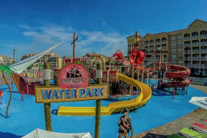 Kissimmee Flamingo Waterpark Resort