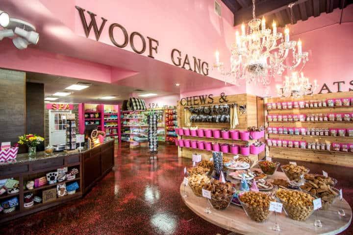 Kissimmee Woof Gang Bakery
