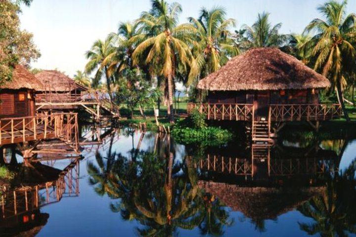 Laguna del tesoro. Foto Lacienagadezapata.