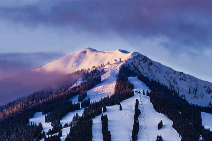 Mejores lugares para esquiar en el mundo. Foto. Adam Rinehart 7