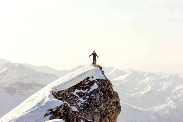 Mejores lugares para esquiar en el mundo. Foto. Huat Risque 3