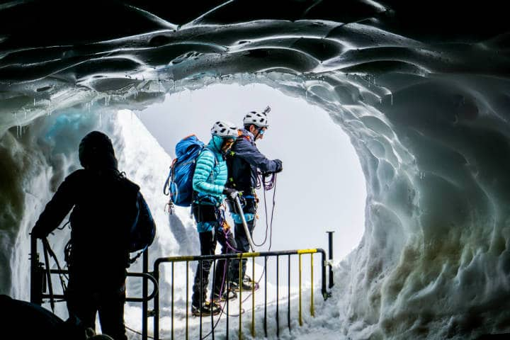 Mejores lugares para esquiar en el mundo. Foto. Inspire Toud 2