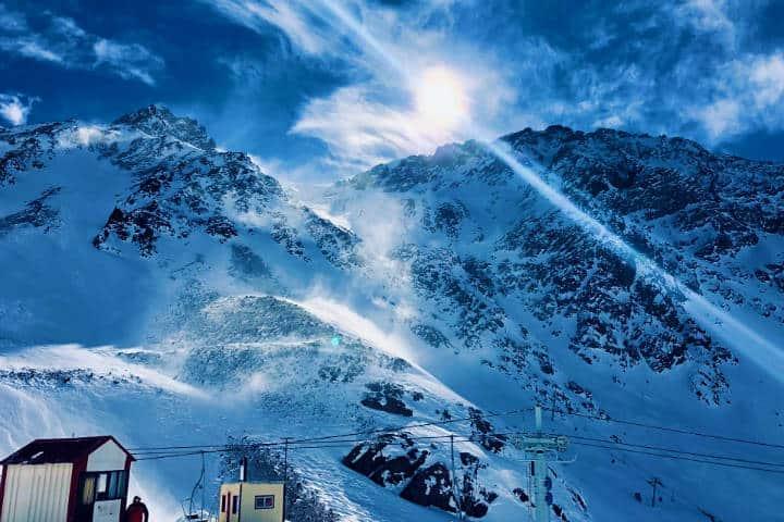 Mejores lugares para esquiar en el mundo. Foto. Manuel Cortina 4