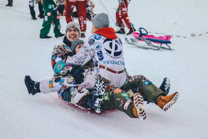 Mejores lugares para esquiar en el mundo. Foto. ethan Hu 1
