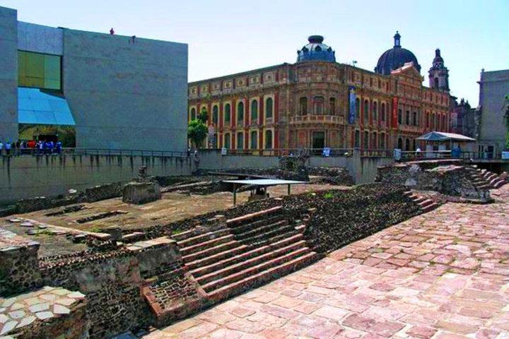 Museo del Templo Mayor. Foto Alexis Laredo.