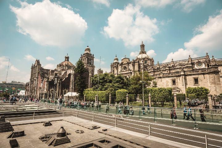 Museo del Templo Mayor. Foto Ramon Martínez.