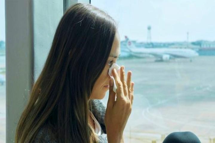 Peliculas en el avion te hacen llorar mas. Foto CNN.