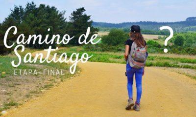 Periodico Viaje Foto: Camino de Santiago