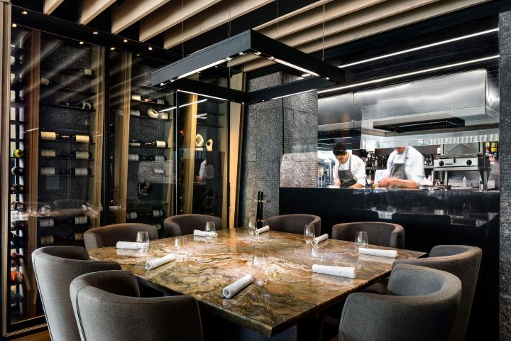 Pinterest Foto: Restaurante Noso en CDMX