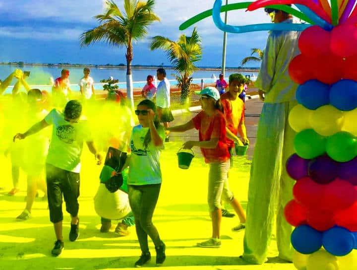Que hacer 2018 Pintadera Foto Carnaval Campeche