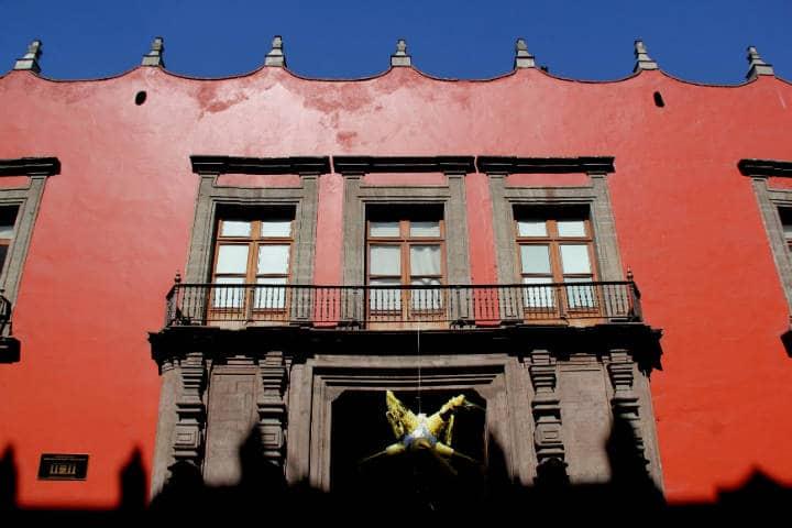 Ruta Sor Juana Antiguo Palacio Arzobispado Foto Centro de Información del Patrimonio CDMX
