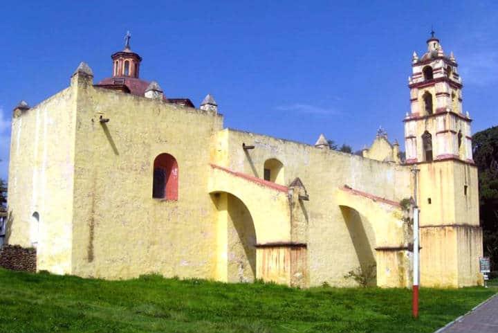 Ruta Sor Juana Chimalhuacan de Ozumba Foto Aarón