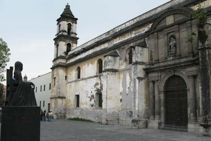 Ruta Sor Juana Claustro Foto Paula Soler Moya