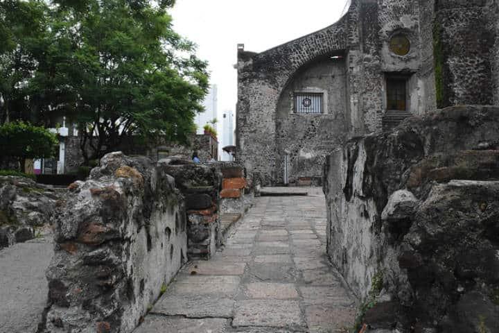 Ruta Sor Juana Claustro Foto turismo CDMX