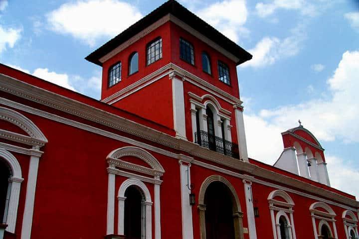 Ruta Sor Juana Nepantla Foto Luis Fernando Franco