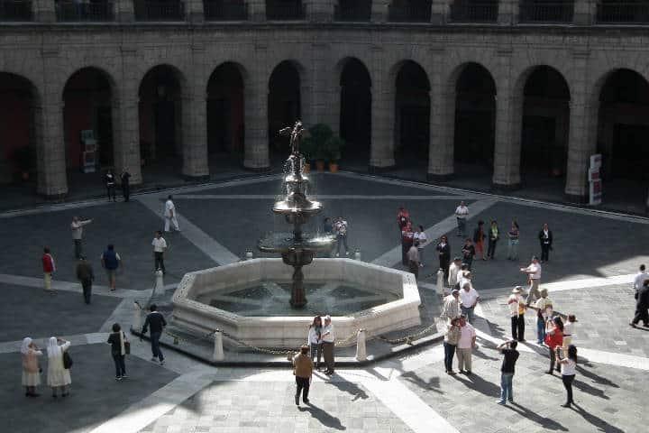 Ruta Sor Juana Palacio Nacional Foto Nacho Facello