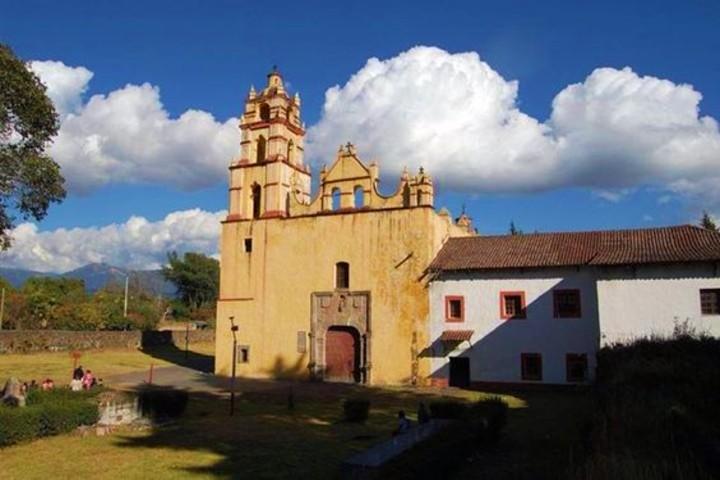 Ruta de Sor Juana, Chimalhuacan de Ozumba. Foto Gennytzin De Zapopan.