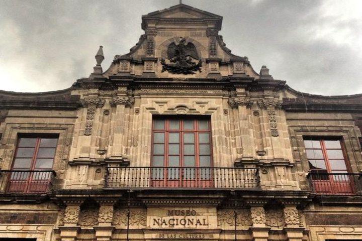 Ruta de Sor Juana, Museo Culturas del Mundo. Foto Pinterest.