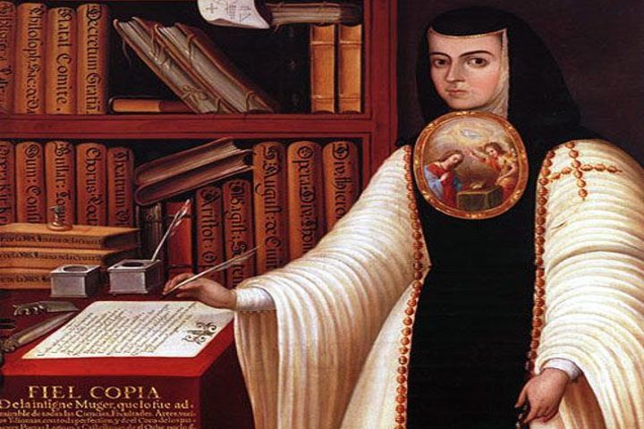Ruta de Sor Juana. Foto Cervantes Virtual.