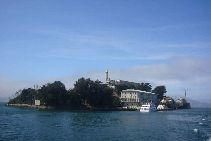 San Francisco Alcatraz Foto Miguel Bernas