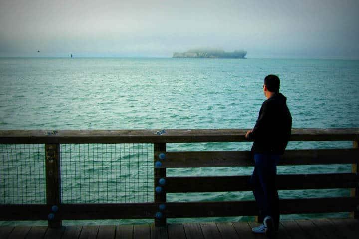 San Francisco Alcatraz Foto Tony