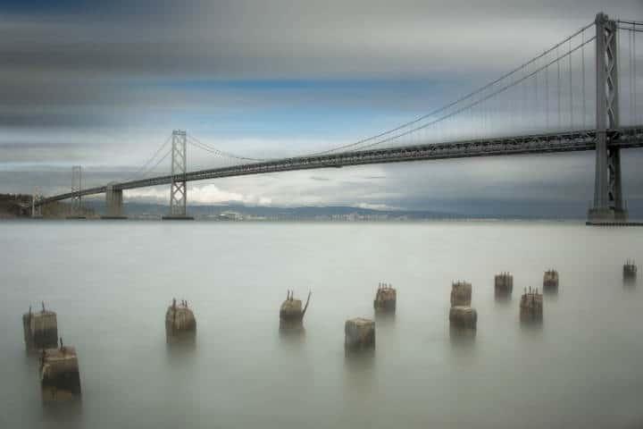 San Francisco Bay Bridge Foto Howard Ignatius