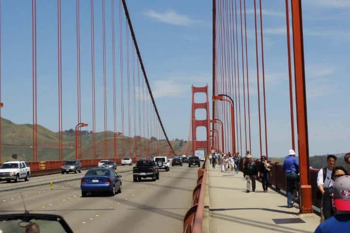 San Francisco Foto Alf Igel