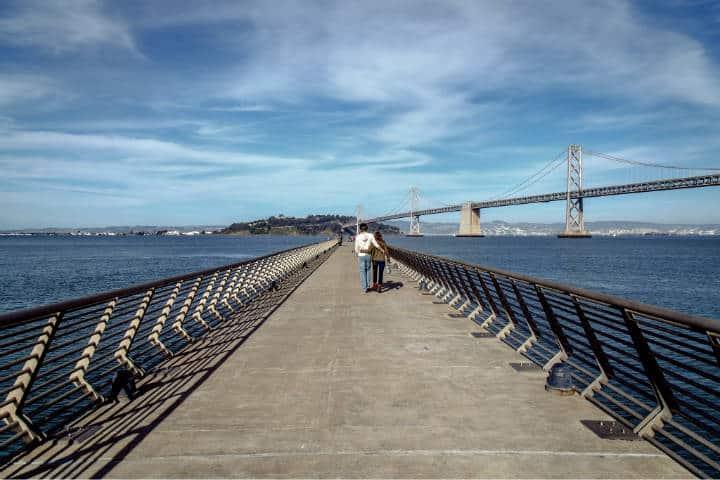 Los Mejores Lugares Para Caminar Por San Francisco El