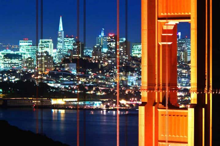 San Francisco Foto Kanaka Rastamon