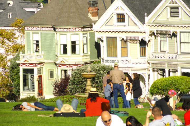 San Francisco Foto Osseous
