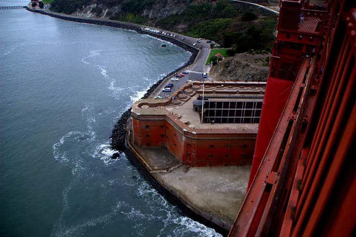San Francisco Fuerte Mason Foto Ed Bierman