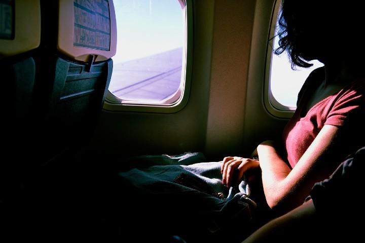 Viajar es como sentirte cautivo. Foto Pixabay