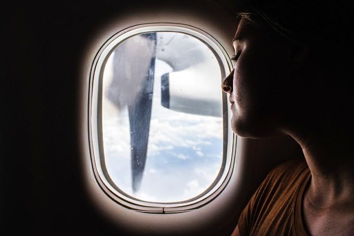 Viajar es como sentirte cautivo. Foto StockSnap.