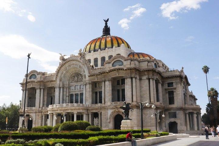 Visita el hermoso Museo del Palacio de Bellas Arte. Foto Pixabay