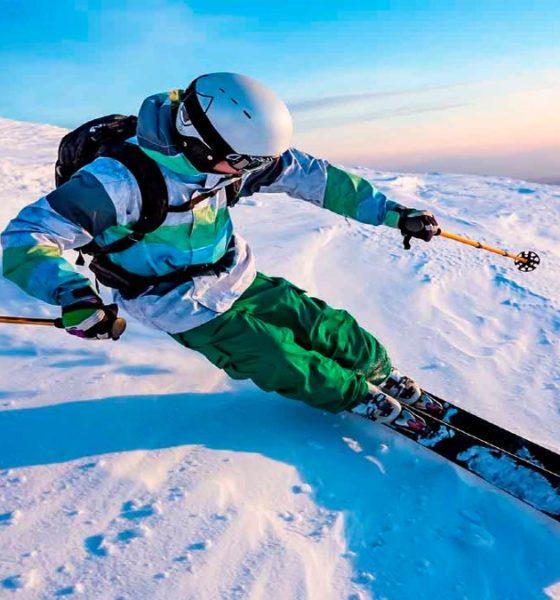 Free Soul Sierra Nevada Foto: Mejores lugares para esquiar en el mundo