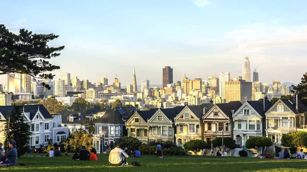 San Francisco Foto Jared Rubinsky