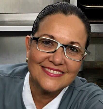 Chef Betty Váquez