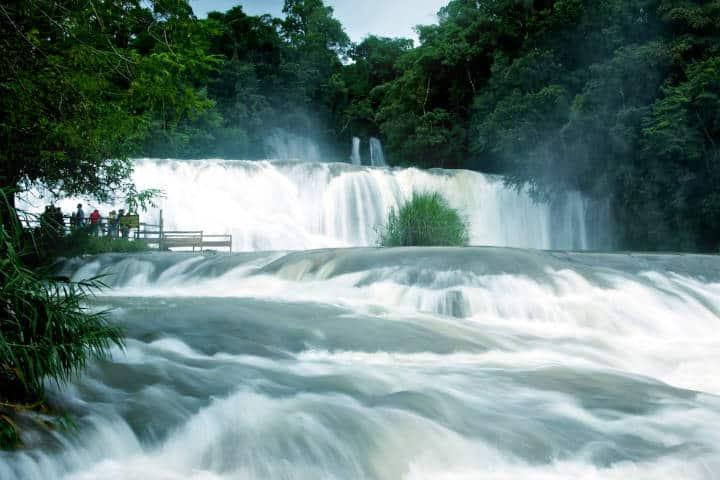 Chiapas Mi escape tours Agua Azul Foto Ed 1