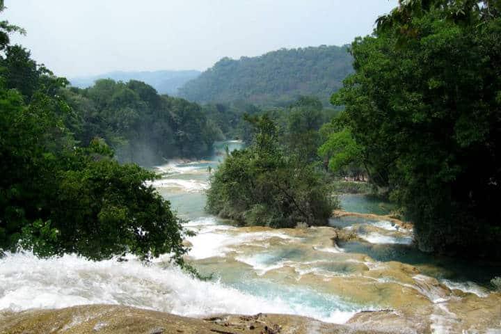 Chiapas Mi escape tours Agua Azul Justin Otto 1