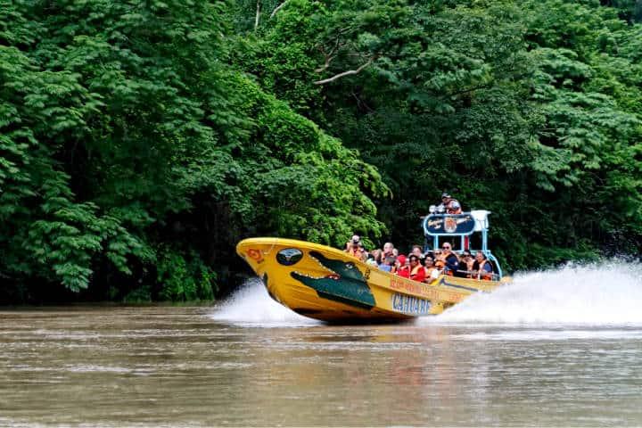 Chiapas Mi escape tours Cañon del Sumidero Foto Ronald Woan