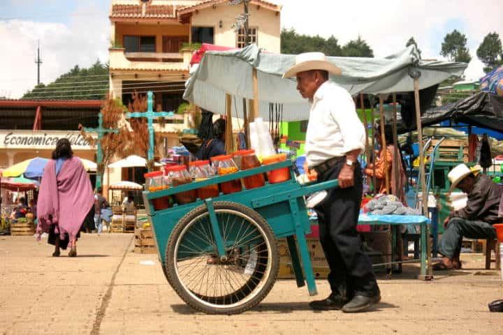 Chiapas Mi escape tours San Juan Chamula Foto Martjin Munneke