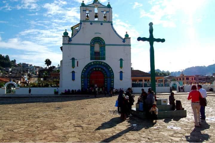 Chiapas Mi escape tours San Juan Chamula Foto Tatogra